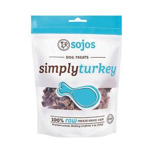 Sojos Simply Turkey 4oz
