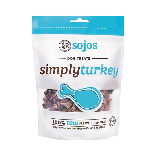 Sojos Simply Turkey 4oz