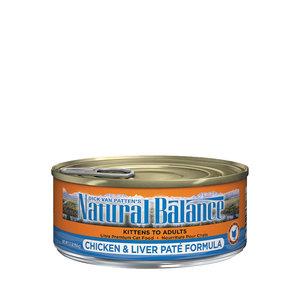 Natural Balance Cat Ultra Chicken/Liver 5.5oz