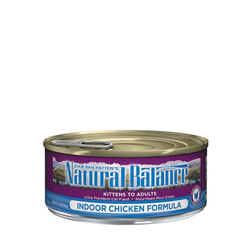 Natural Balance Cat Ultra Indoor 5.5oz