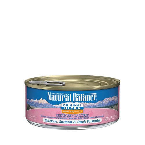 Natural Balance Cat Reduced Calorie 5.5oz