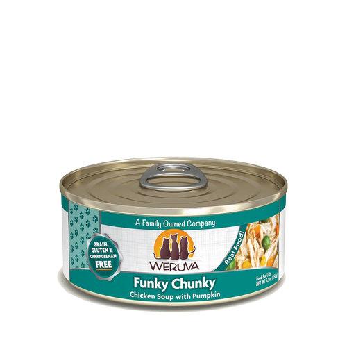 Weruva Cat Funky Chunky 5.5oz