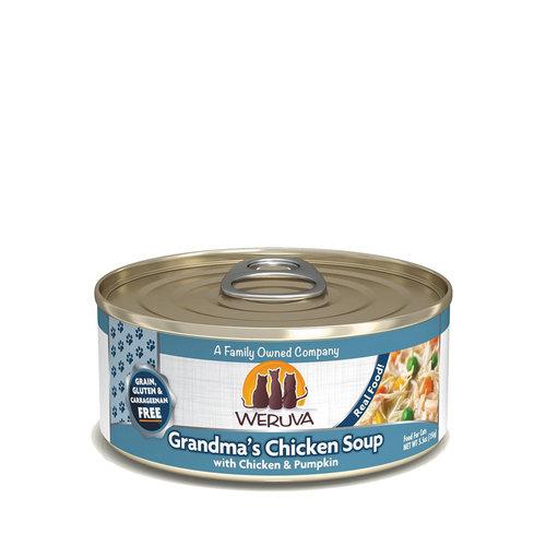 Weruva Cat Grandmas Chicken Soup