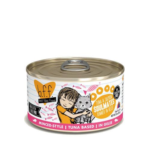 BFF Can Tuna and Salmon Soulmates