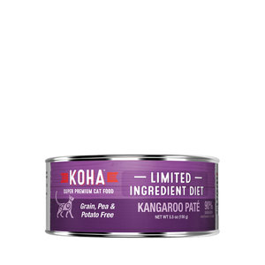 Koha Cat Kangaroo Pate 5.5oz