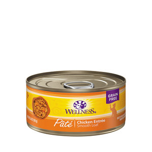 Wellness Cat Pate Chicken