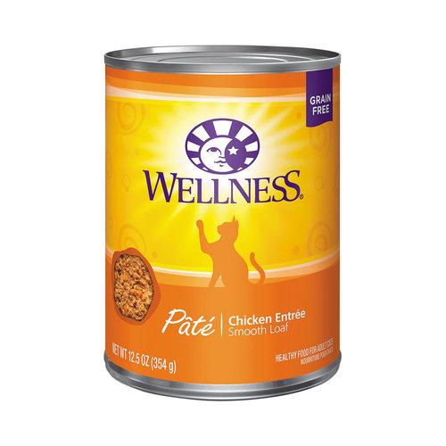 Wellness Cat Pate Chicken
