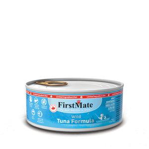 First Mate Cat Wild Tuna 5.5oz