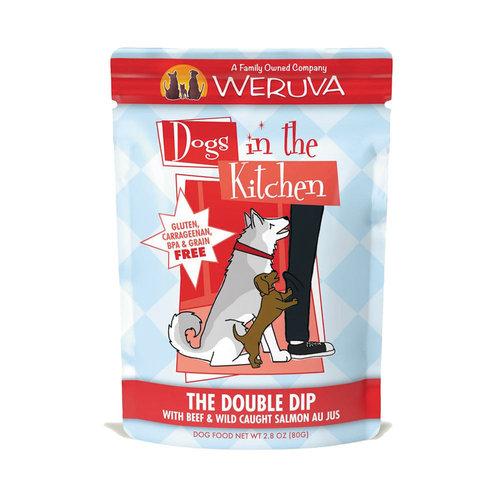 Weruva Dog Pouch Double Dip 2.8oz