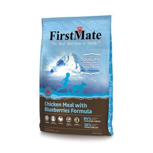 First Mate Dog LID Chicken