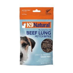 K9 Natural Beef Lung 60g