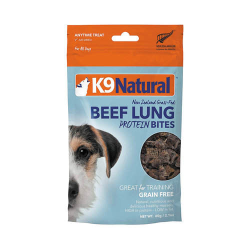 K9 Natural Beef Lung 60g