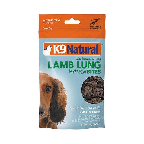 K9 Natural Lamb Lung 50g