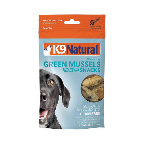 K9 Natural Green Lipped Mussel 1.76oz