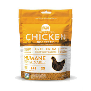 Open Farm Dehydrated Chicken Treats 4.5oz