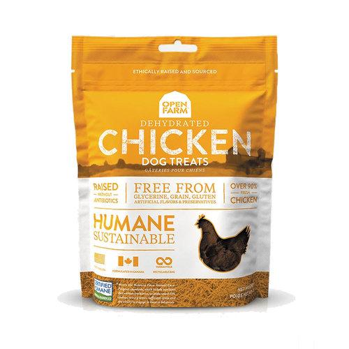 Open Farm Dehydrated Chicken Treats 4.5oz
