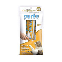 Cat Treat Chicken Puree 4x15g