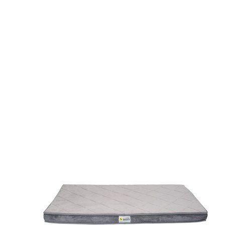 Be One Breed Bed Diamond Gray