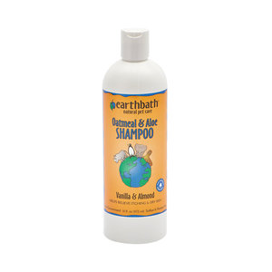 Earth Bath Dog/Cat Shampoo Vanilla and Almond 473ml