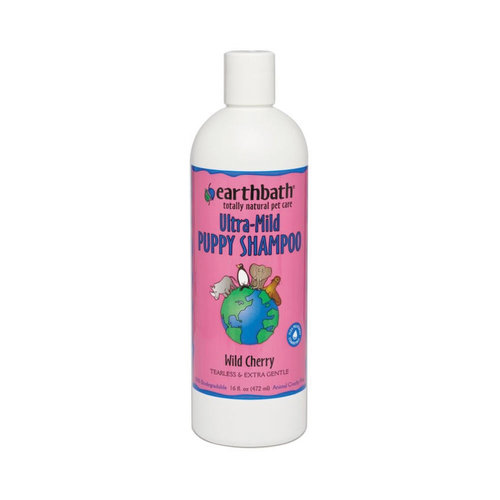 Earth Bath Dog Shampoo Puppy 473ml