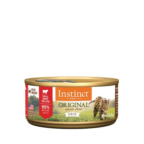 Instinct Cat GF Beef