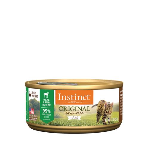 Instinct Cat GF Lamb 5.5oz