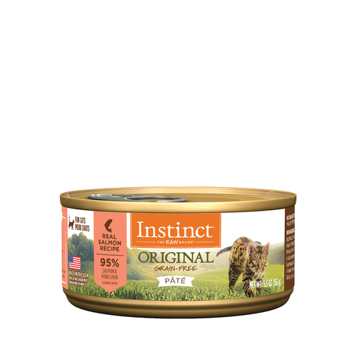 Instinct Cat GF Salmon 5.5oz