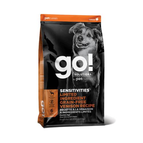 GO! Dog LID Venison 3.5lb