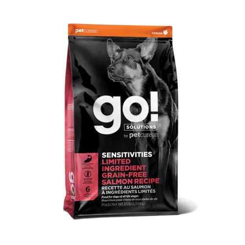 GO! Dog LID Salmon