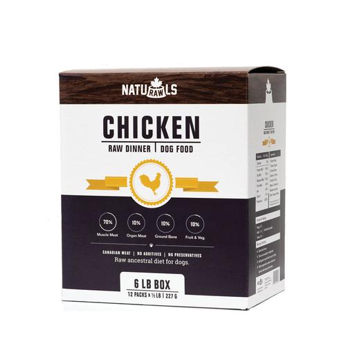 Naturawls Dog Chicken 6lb