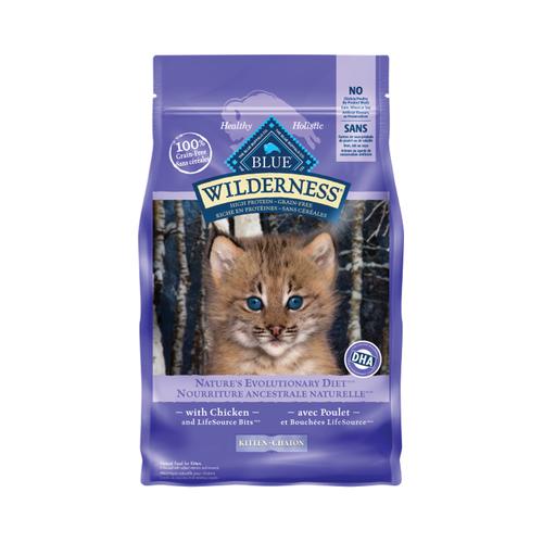 Blue Buffalo Wilderness Cat GF Kitten 5lb