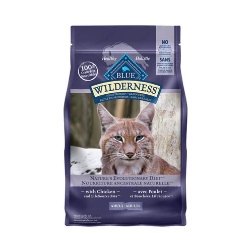 Blue Buffalo Wilderness Cat GF Adult 6lb