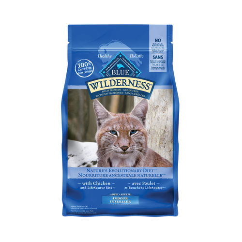 Blue Buffalo Wilderness Cat GF Indoor