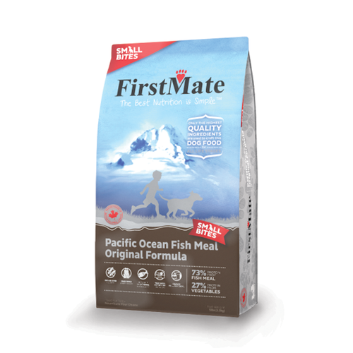 First Mate Dog LID Fish Small Breed 2.3kg