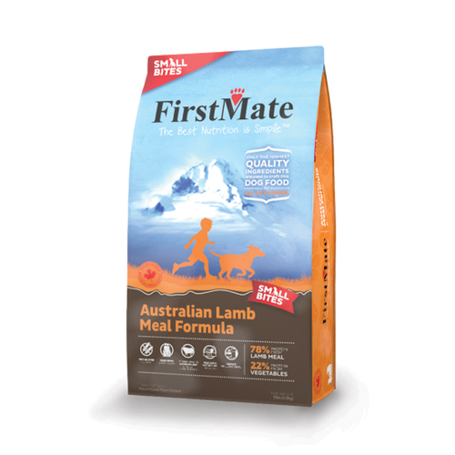 First Mate Dog LID Lamb Small Breed 2.3kg