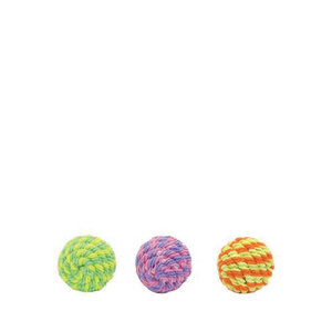 Bergan Cat Toy Turbo Rattle Ball