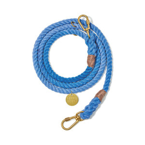 Found My Animal Rope Leash Periwinkle
