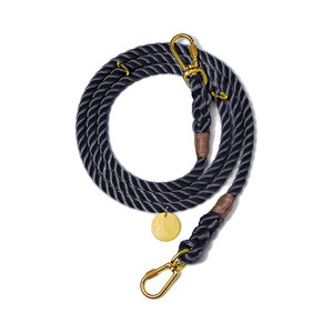 Found My Animal Rope Leash Navy
