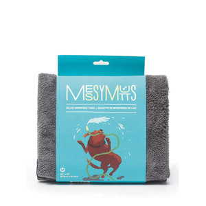 Messy Mutts Microfiber Towel Medium