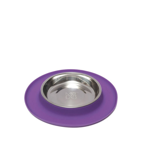 Messy Mutts Cat Bowl