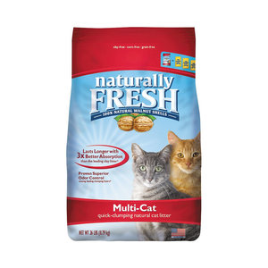 Naturally Fresh Litter Multi-Cat Clumping Litter