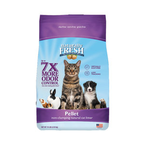 Naturally Fresh Litter Pellet Non-Clumping Litter