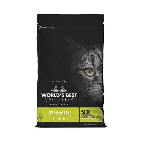 World's Best Litter Cat Litter Pine