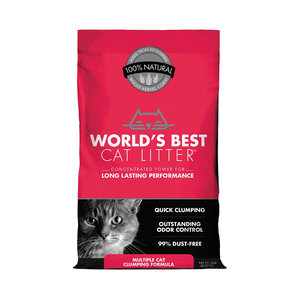 World's Best Litter Cat Litter Extra Strength