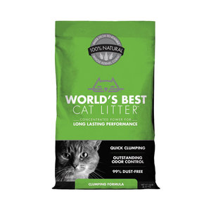 World's Best Litter Cat Litter Regular