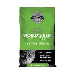 World's Best Litter Cat Litter Regular