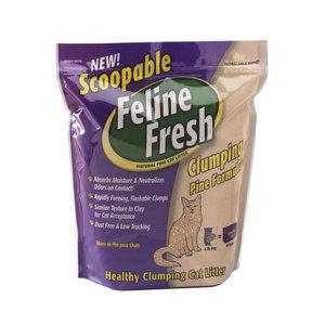 Other Feline Fresh Clumping Pine Litter