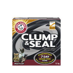 Arm Hammer Cat Litter Clump Multi