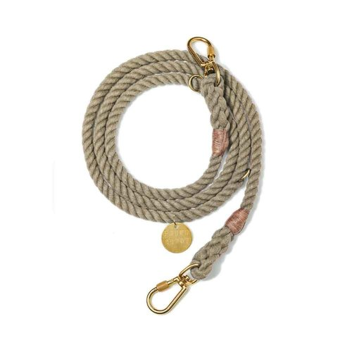 Found My Animal Rope Leash Natural