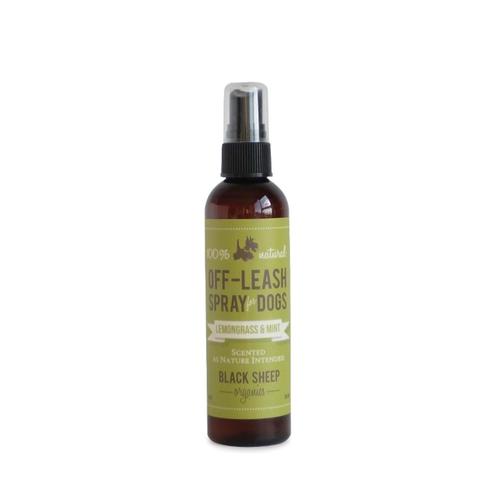 Black Sheep Organics Lemongrass & Mint Off-leash Bug Spray 4oz